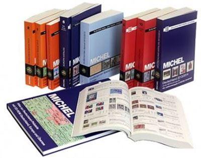 Afbeelding voor categorie Michel catalogi Europa