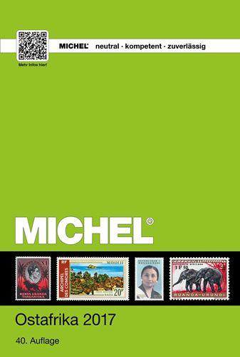 Afbeelding van Michel catalogus 4.2 Overzee