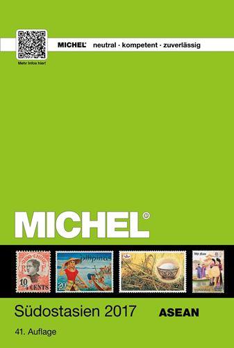 Afbeelding van Michel catalogus 8.2 Overzee