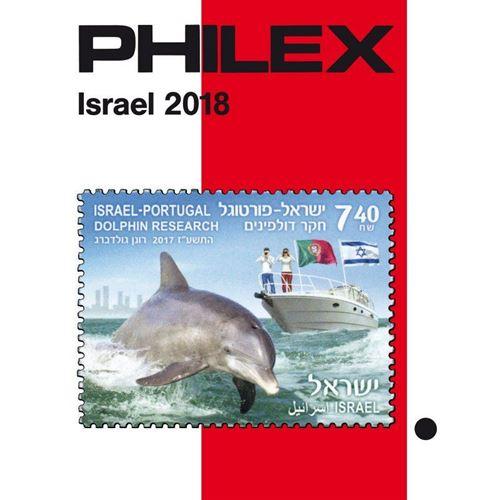 Afbeelding van Philex catalogus Israël