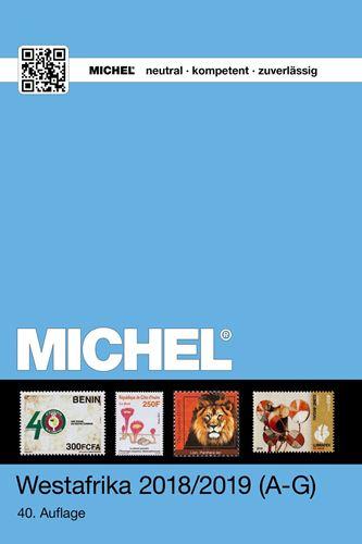 Afbeelding van Michel catalogus 5.1 Overzee A-G