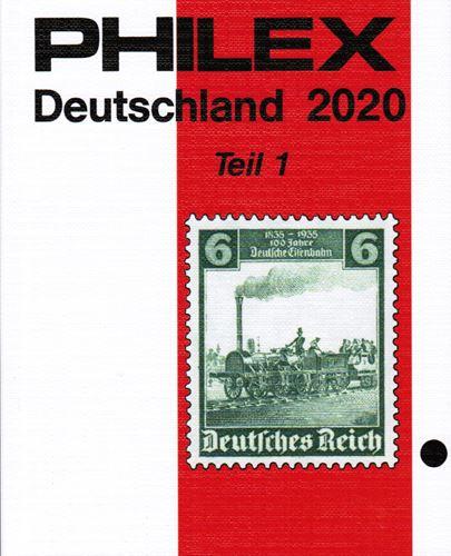 Afbeelding van Philex catalogus Duitsland 1