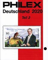 Afbeelding van Philex catalogus Duitsland 2