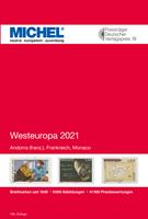Afbeeldingen van Michel catalogus Europa 3 West Europa