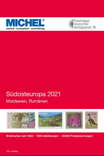 Afbeelding van Michel catalogus Europa 8 Zuid Oost Europa
