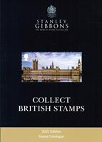 Afbeeldingen van Stanley Gibbons Collect British Stamps