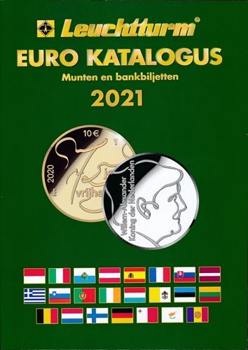 Afbeelding van Leuchtturm Euro Catalogus